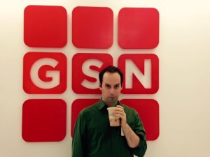 Evan at GSN