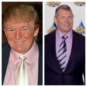 Donald Trump - Vince McMahon